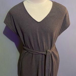 Old Navy Ribbed Material Dress